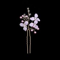 Elegant Legering Hårnålar/Halsduk (Säljs i ett enda stycke)