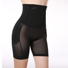 Women Sexy/Charming/Casual Spandex Breathability/Butt Lift High Waist Shapewear