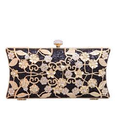 Klassische Polyester/Legierung Handtaschen