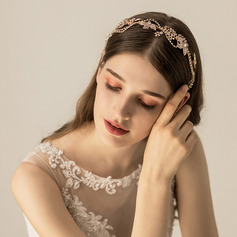 Ladies Gorgeous Alloy Headbands (Sold in single piece)