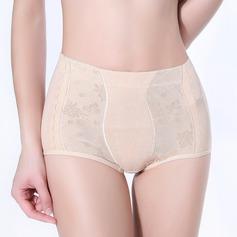 Kvinder Sexet/Elegant Bomuld Åndbarhed Lav Talje trusser Formet tøj