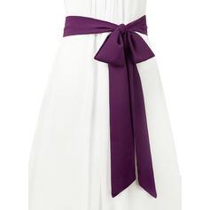 Elegant Chiffon Schleifenbänder/Stoffgürtel