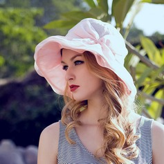 Ladies' Classic/Simple Polyester Bowler/Cloche Hat