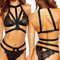 Polyester/Spandex Feminine/Fashion Lingerie Set