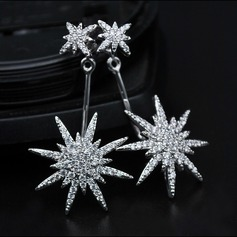 Unique Zircon Women's Fashion Earrings
