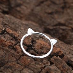 Uniek Vergulde Verzilverd Vrouwen Fashion Ringen