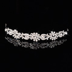 Luminoso Strass/Liga Diademas