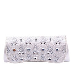 Charming Lace/PU With Sequin/Rhinestone Clutches (012053038)