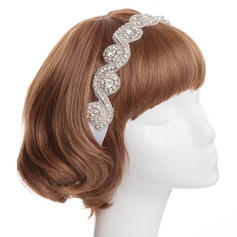 Multifunctional Rhinestone Headbands/Ribbon Sash
