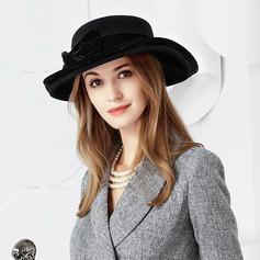 Dames Exquis Coton avec Bowknot Disquettes Chapeau