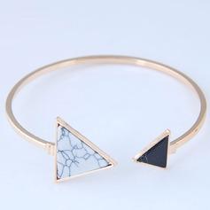 Fashional Alloy Resin Ladies' Fashion Bracelets