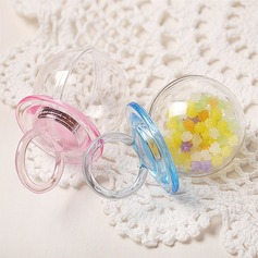 Creative/Classic/Lovely Bottle shaped Plastic Favor Boxes