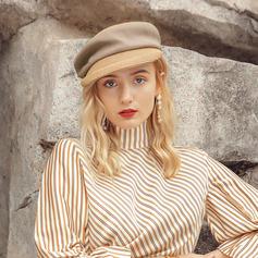 Damer' Snygga polyester Basker Hat