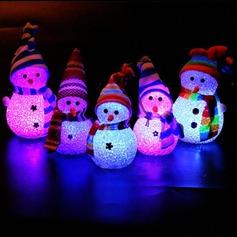 """""""Conheça leste oeste"""" Projeto de Natal com Lâmpada LED"""