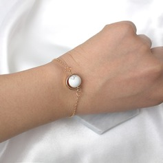 Utsökt Legering Resin Damer' Mode Armband