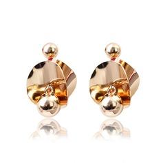 Fashionable Alloy Ladies' Fashion Earrings