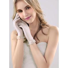 Капрон Наручные длина Свадебные перчатки
