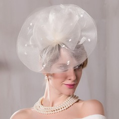 Senhoras Elegante/Charme Fascinators