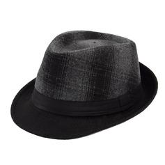 Mannen Heetste vilt Fedora Hat/Kentucky Derby Hats