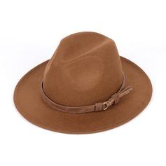 Sukupuolesta Ainutlaatuinen huopa Fedora Hat