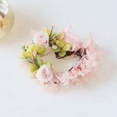 """Hjärta Formad """"Ge dig mitt hjärta"""" Konstgjorda Blommor Bröllopsdekorationer"""