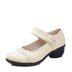 Vrouwen Echt leer Dans Sneakers Character Shoes Dansschoenen