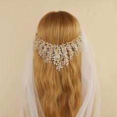 Damen Exquisiten Strass Stirnbänder mit Strass (In Einem Stück Verkauft)