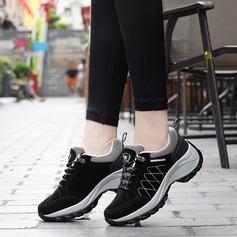 De mujer gamuza con Cordones Zapatillas y atletismo