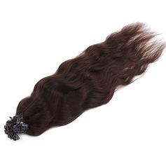 4A Ej remy Vattenvåg människohår Tape i hårförlängningar (Säljs i ett enda stycke) 30g