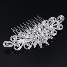 Filles Glamour Strass/Alliage Des peignes et barrettes (042123825)