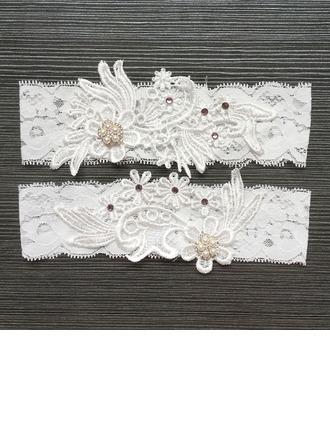 2 Pezzi/Elegante/Bella matrimonio Giarrettiere