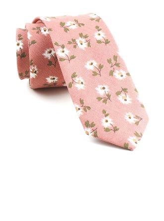 Современный хлопок галстук