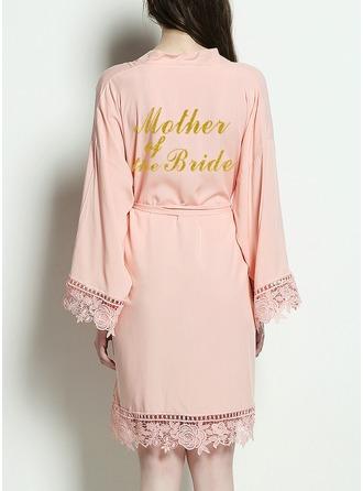 Bride Cotton EmbroideredRobes