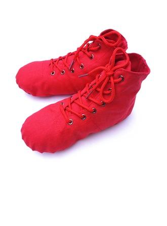 De mujer Lona Jazz Zapatos de danza