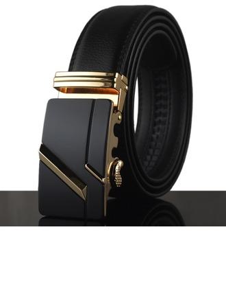 Classic Cowhide Men's Belt