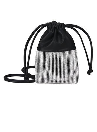 Elegant/Shining PU Clutches/Wristlets/Bridal Purse
