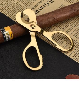 Groom Gaver - Vintage Rustfrit Stål Cigar Cutter