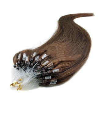 5A Rett Menneskehår Tape i hårforlengelser 100 strenger per pakke