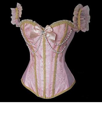 Kvinner Klassisk stil Polyester/Chinlon Waist Cinchers Formklær