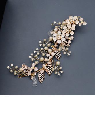 Piękny Stop Opaski Z Stras/ Krysztal Górski/Weneckie Perły (Sprzedawane w jednym kawałku)