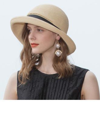Sonar Naisten Classic/Tyylikäs/Yksinkertainen/Vintage/Taiteellinen Papyrus Beach / Sun hatut