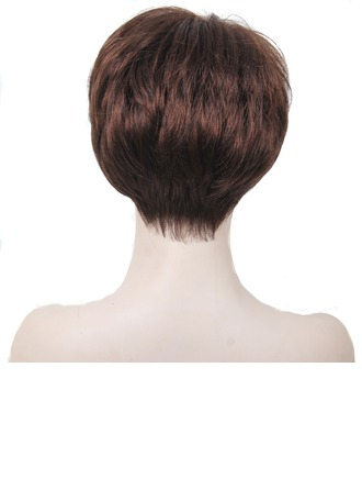 High temperature Straight Pixie Synthetic Wigs