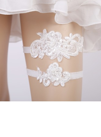 Brautmoden/Weiblich Lace Ligas