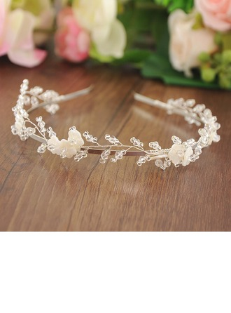 Filles Glamour Perles Bandeaux (Vendu dans une seule pièce)