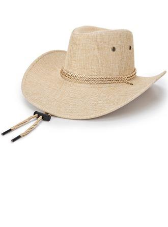 Męskie Wyjątkowy Bielizna Kowbojski kapelusz