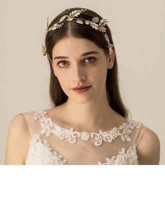 Damska Piękny Faux Pearl Opaski (Sprzedawane w jednym kawałku)