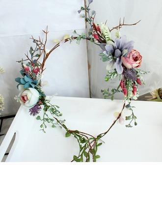 Bayan Özel Ipek Çiçek Headbands