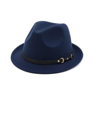 Unisex Eye-catching Felt Fedora Hat