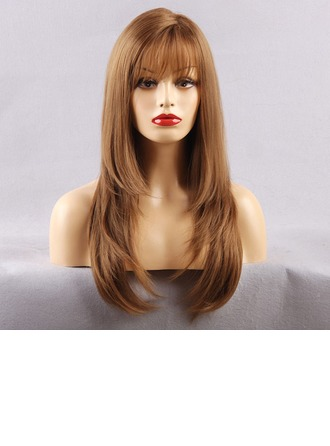 Body Wavy Synthetic Hair Capless Wigs 200g