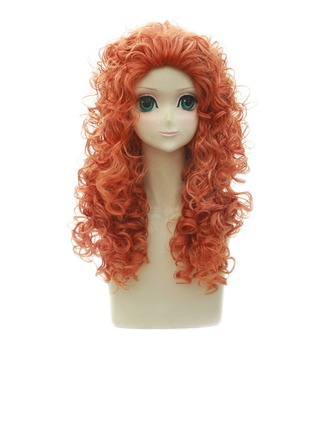 Curly Synthetic Hair Capless Wigs Cosplay/Trendy Wigs 250g